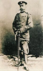 Colonel Ludwig von Steinaecher